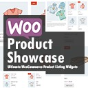 Free WordPress Woo Product Showcase plugin