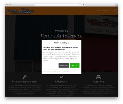 Quest template WordPress free - petersautoservice.nl