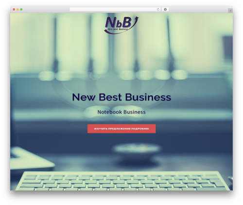 Sydney free WordPress theme - nbb16.ru