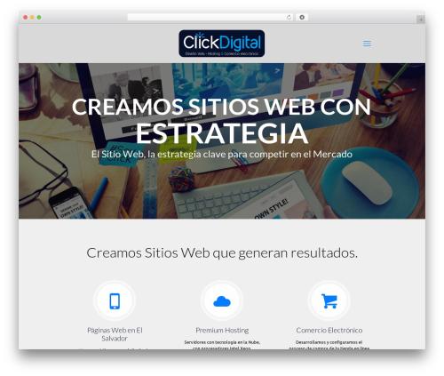 Betheme WordPress theme - clickdigitalweb.com