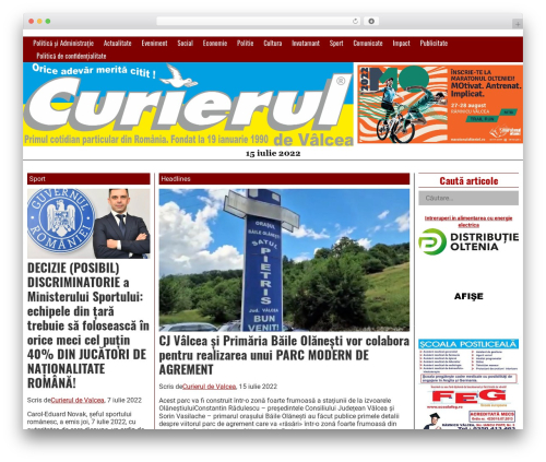 Giornalismo theme free download - curierul.ro