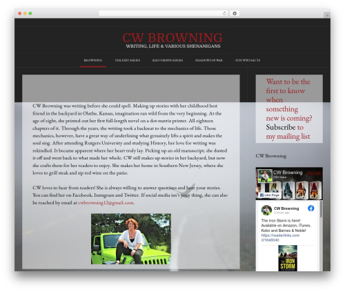 WP template Conica - cwbrowning.com