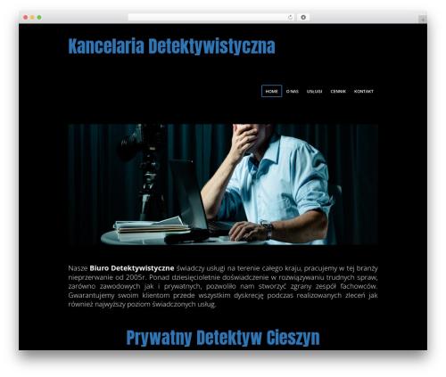 WordPress template LMS (shared on null24.ir) - detektyw-cieszyn.pl