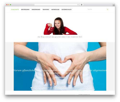 Activello WordPress template free download - teamapfel.de