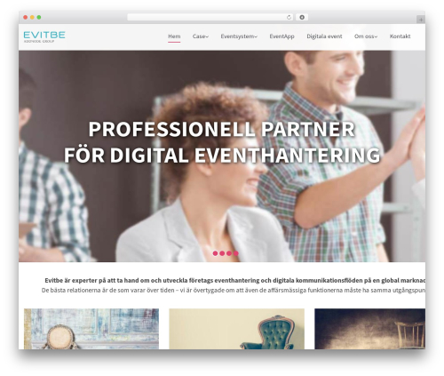 Sanigo best WordPress theme - evitbe.com