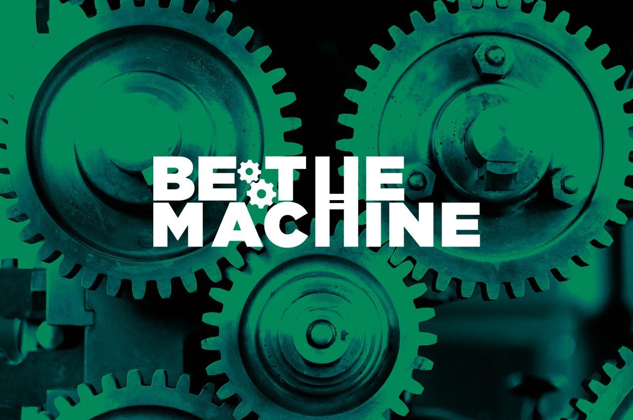 Best WordPress template Be The Machine