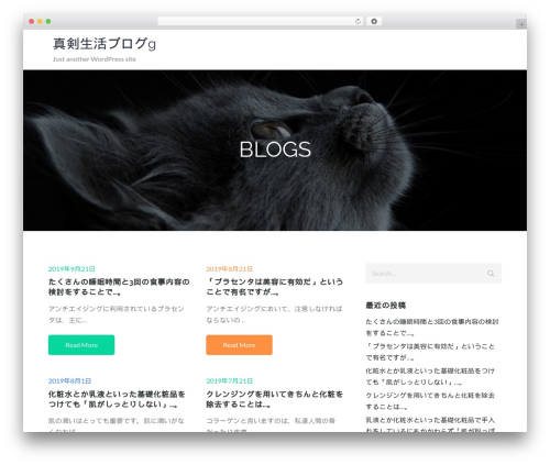 Pet Business WordPress theme - povd.xyz