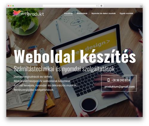 The7 | Shared By VestaThemes.com WordPress theme - webprodukt.hu