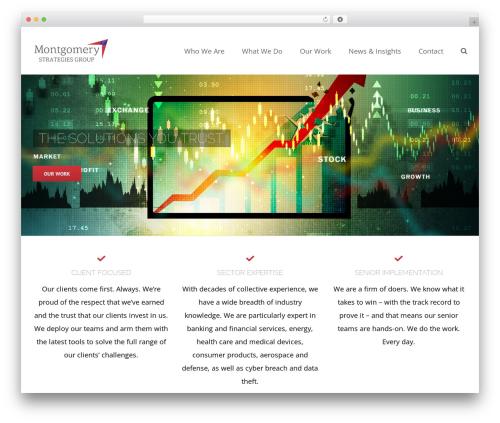 Avada theme WordPress - tmsgr.com