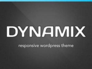 DynamiX top WordPress theme