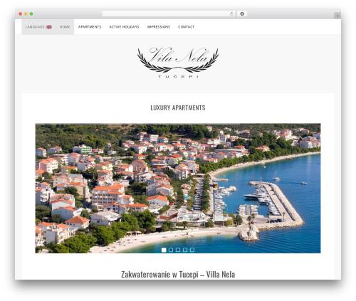 Sanremo WordPress free download - vila-nela.com