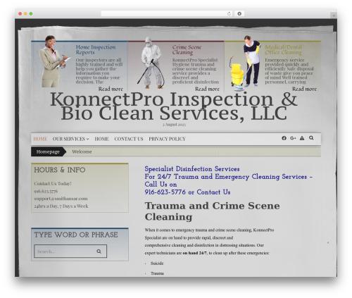 Free WordPress Companion Sitemap Generator plugin - konnectproibks.com