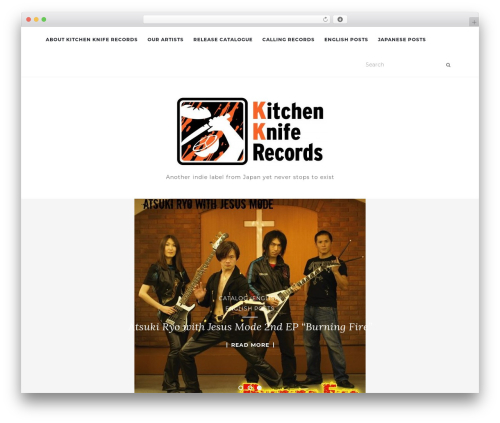 Activello WordPress free download - kitchenkniferecords.com