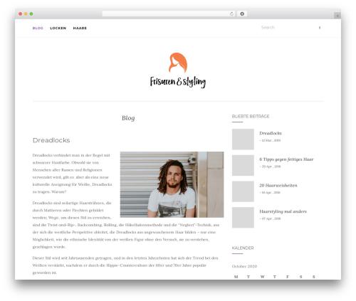 Activello WordPress template free download - hurdygurdymanantiques.com