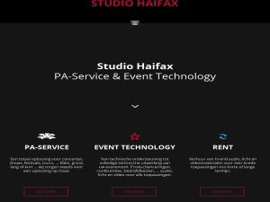 Studiohifax_wp_theme WordPress template
