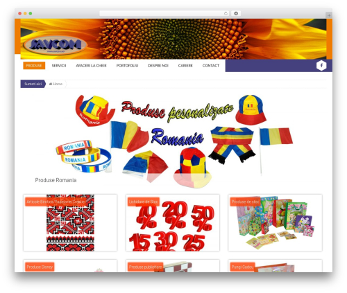 Theme WordPress Epira Lite - savcom.ro