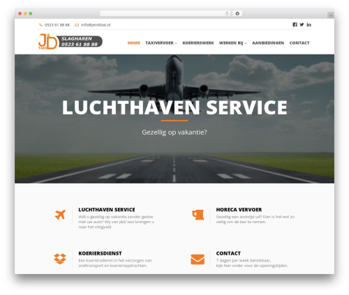 Free WordPress Companion Sitemap Generator plugin - jendtaxi.nl