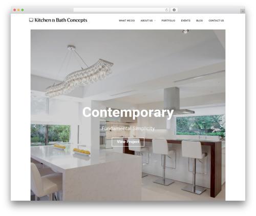 Template WordPress Architecturer - kitchen-concepts.com