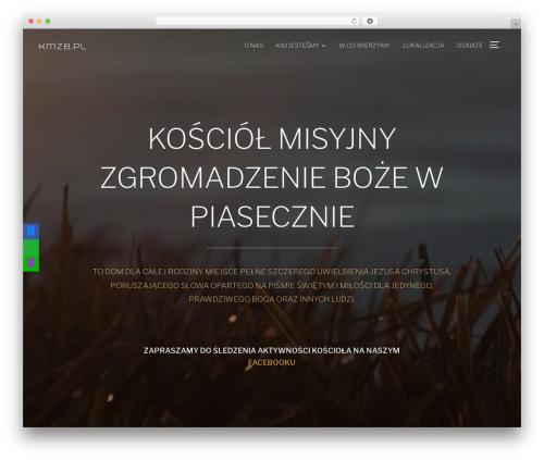 Inspiro WP theme - kmzb.pl