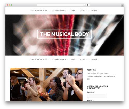 Swell Lite WordPress theme design - xn--musik-und-krper-jtb.net