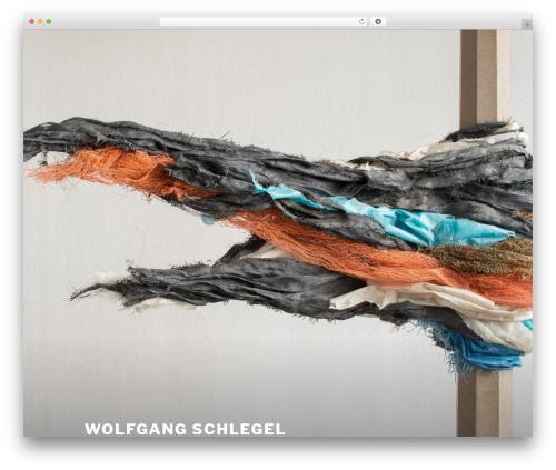 Twenty Seventeen template WordPress free - wolfgangschlegel.eu