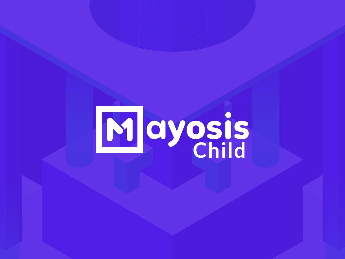 Mayosis-Child WordPress theme