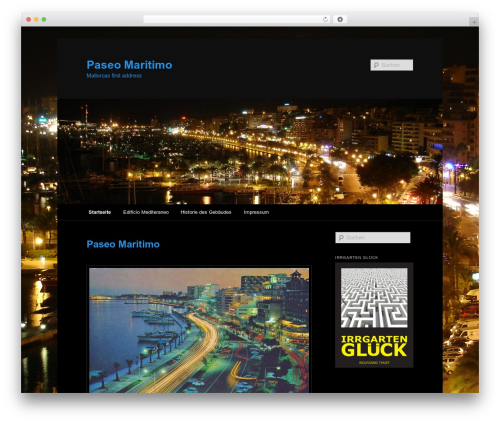 Free WordPress Slider Navigation Menu plugin - paseo-maritimo.net