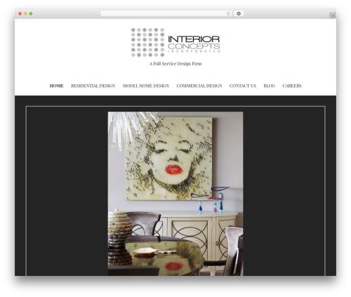 Primer WordPress template free - interiorconceptsinc.com