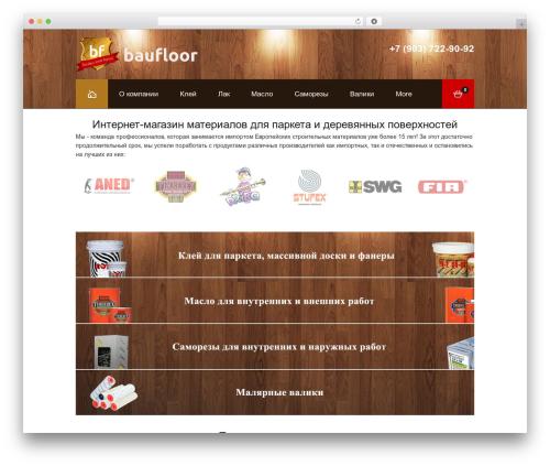 harveststore best WooCommerce theme - baufloor.ru