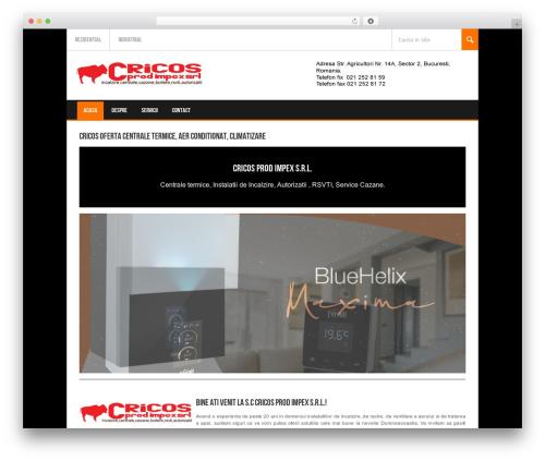 Koenda best WordPress theme - cricos.ro