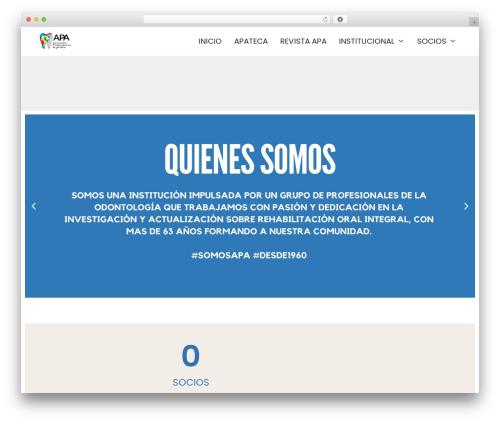 GeneratePress WordPress theme download - prostodoncia.org