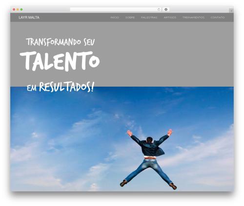 Odin WP template - layrmalta.com.br