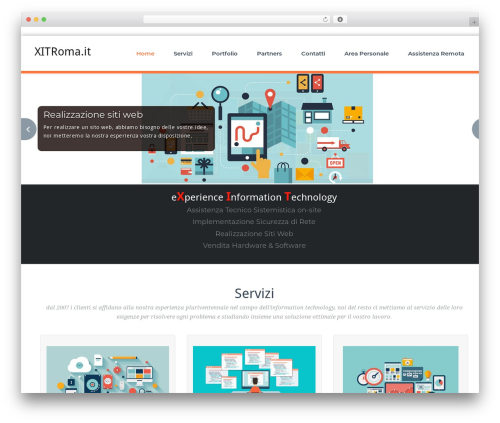 BusiProf Pro theme WordPress - xitroma.it