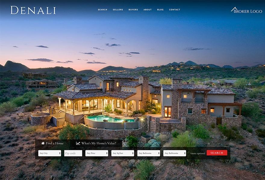Theme WordPress iFound Denali