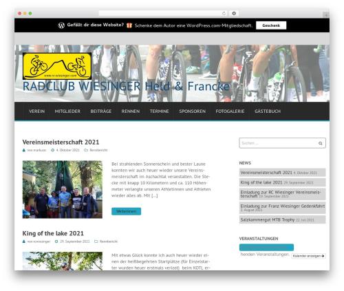 Free WordPress Companion Sitemap Generator plugin - rc-wiesinger.com