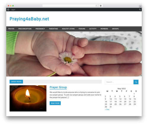 Merlin WordPress template free download - praying4ababy.net