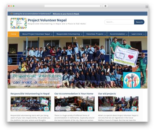 Education Hub theme free download - projectvolunteernepal.org