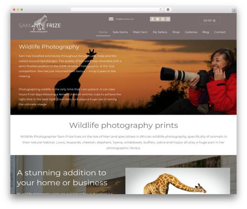 WordPress cff-masonry plugin - samfrize.com