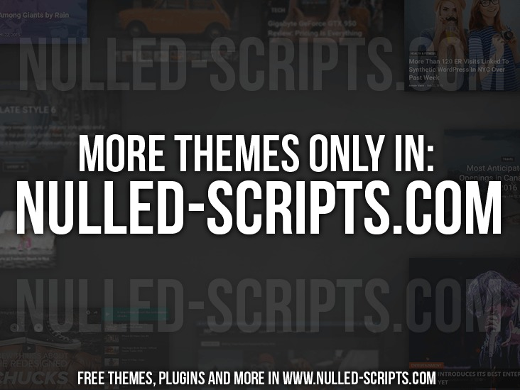 Specular-Nulled-Scripts.comDescription: Specular is a multi-purpose wordpress theme. Codeless Themes are simple and powerful. Create awesome portfolio, corporate, business, restaurant and much much more pages with this theme. WordPress template for business