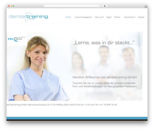 Free WordPress Companion Sitemap Generator plugin - dentaltraining.ch
