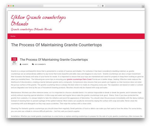 Health-Center-Lite WordPress template free - efklaw.com