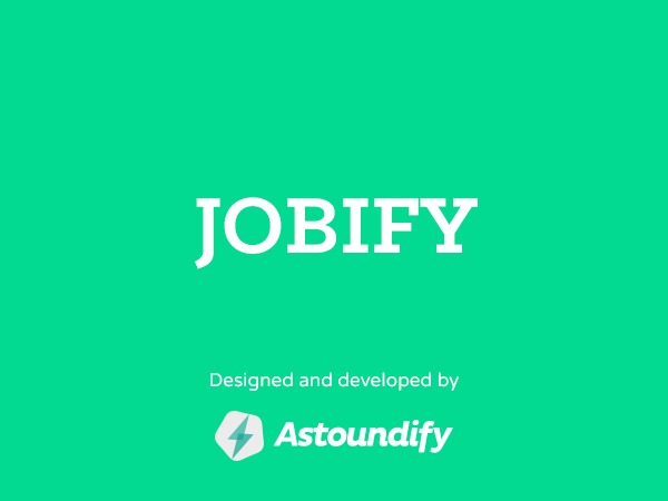 Jobify - Child theme WordPress