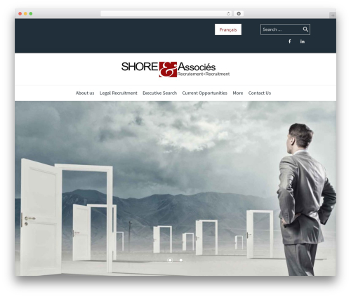 Fenimore WP theme - shoreassoc.com