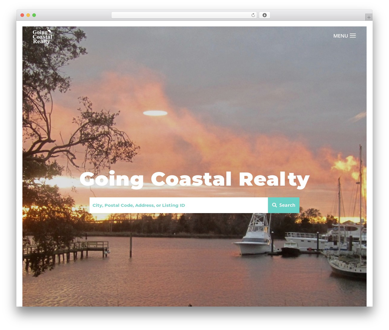 Theme WordPress Divi - goingcoastalrealtysc.com