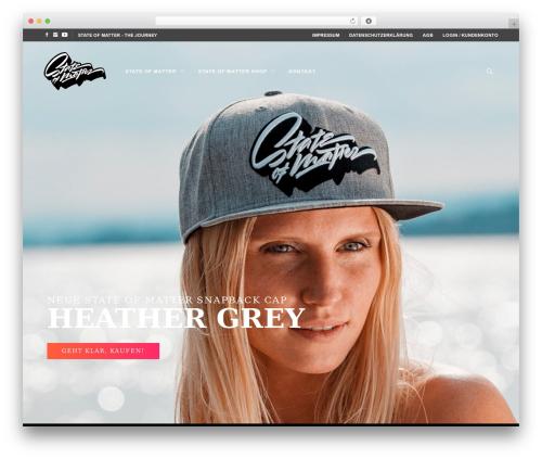 UX Shop best WooCommerce theme - stateofmatterfilm.com