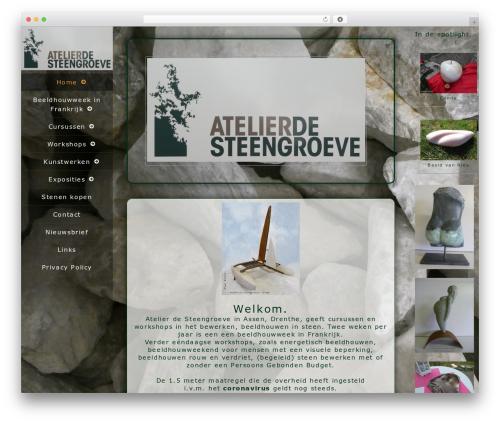 Free WordPress Companion Sitemap Generator plugin - atelierdesteengroeve.nl