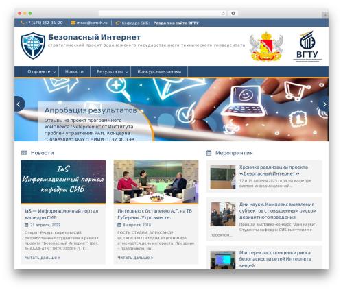 Education Hub WordPress template free download - xn----7sbcqcakkh3bdbfowjwe5n.xn--p1ai