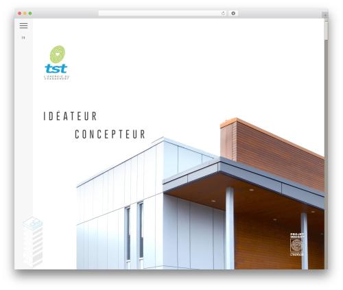 TST WordPress theme - tst-inc.ca