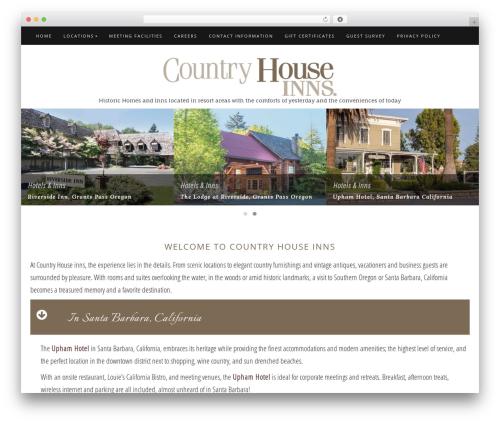 Di Blog WordPress blog template - countryhouseinns.com