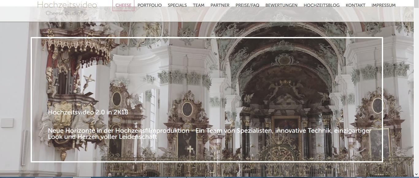 Custom Theme business WordPress theme